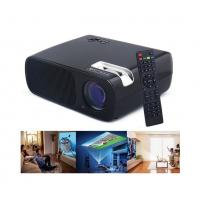 China 2600 Lumens 800x480 USB/HDMI/TV/AV/YPBPR/VGA/Audio Input LED Video Projector HD Home Theater Projector wholesale