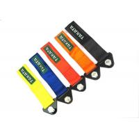 Quality High Strength Polyester Car Hauler Straps 24cm Length With 6 Colors To Choose for sale
