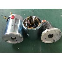China ZD6202 Hydraulic DC Motor 60V 2600 RPM Miniature Series Wound Construction wholesale