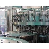 China Carbonated Filling Line wholesale
