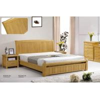China Modern beech Wooden bedroom/ home furniture wholesale