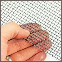 Buy cheap Woven 304 316 316L Stainless Steel Wire Mesh Screen 0.025-2.0mm Wire Gauge from wholesalers