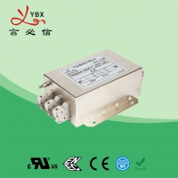 China Electric Passive Three Phase RFI Filter For Inverter 440V 480VAC 100A wholesale