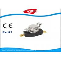 China Bimetal Thermal Cutout Snap Disc Thermostat Switch Bakelite Temperature Protector Switch wholesale