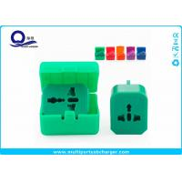 China All In One Multi Port Universal Power Adapter , Universal Travel Plug Adapter wholesale