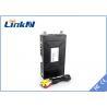 China Wireless Digital Video Data Voice Transmitter Low Latency C322 RS232 7800mAh Battery wholesale