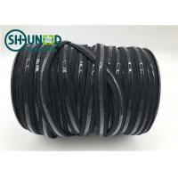 Buy cheap Non-Slip Black Silicone Drip Elastic Tape Unbreakable Rubber Band for Bra from wholesalers