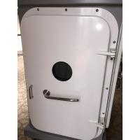 China Quick Acting Single Handle Marine Access Doors A60 Fire Proof Weathertight Ship Door on sale