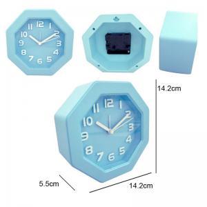 China Simple 3D Figures Alarm Clock wholesale