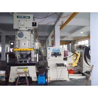 China Gear Feeder Equipment Steel Plate Straightening Machine Metal Deep Drawing Punch Automation wholesale