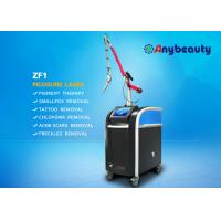 Buy cheap 532nm 1064nm 755nm Picosecond Laser Tattoo Removal Equipment With Korea Arm product