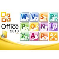 China Online Microsoft Office 2010 Professional Plus Key Retailbox Activated wholesale