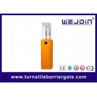 Buy cheap Straight Boom Automatic Car Park Barrier Electronic Barrier Gates Safety product