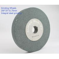 China Grinding Wheels used for grinding the chisel bits and integral drill rod on sale