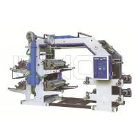 China Multi Functional Four Color Flexo Printing Machine , Max. Printing Width 580 -1180mm wholesale