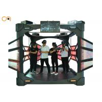 China Multiplayer 9d Virtual Reality Shooting Simulator For Amusement Park wholesale
