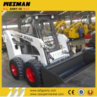 China China wheel skid steer loader, skid steer loader with Japan engine, JC65G skid loader on sale