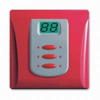 China Remote Control Light Switch with LCD Screen and Advanced Locking Function wholesale