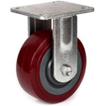 """China 6"""" heavy duty pu wheel caster wholesale"""