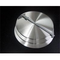 China Machinable Tungsten Heavy Alloy / Nuclear Medical Radiation Shield ISO / RoHs Certified wholesale