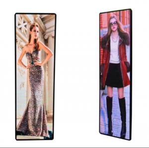 China Custom Size Shape Smart LED Poster Display wholesale