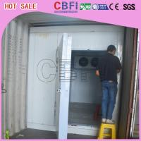 China Chicken Fruit Frozen Container Cold Room With Italy Brand Castal wholesale