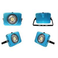 China 20W led flood light colorful shell IP67 AC220V PWM dimmable 0.95PFC 108LM/W CE RoHs wholesale