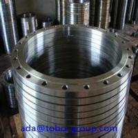 "China A182-F316L ASME-CL150 FF SW Forged Steel Flanges 1"" ASMEB16.5 SCH40S wholesale"