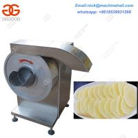 China Industrial french fries slicers machine|Commercial Vegetable Cutting Machine|Easy Operate Carrot Slicer Machine for Sale on sale