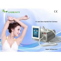 China CE approval portable 808nm diode laser hair removal machine for sale wholesale