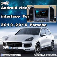 Buy cheap Touch Android Auto Interface Navigation System With Google MAP For Porsche PCM 3.1 product