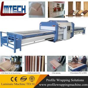 China Pvc Door Making Machine wholesale