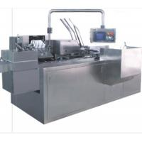 China High Speed Auto Cartoning Machine Siemens Control System For Tube / Injection on sale