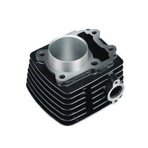 China Wear Resistance Cast Iron Motorcycle Engine Block , Iron Engine Block 53mm Diameter Bajaj 100 wholesale