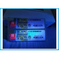 China Functional COA License Sticker Windows 8.1 Professional OEM Pink / Blue Color wholesale
