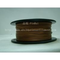 Quality Heavy Duty Copper 3D Printer Metal Filament Can Be Polished for sale