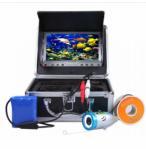 Custom 700 TVL Mini Ice Fish Finder Camera With HD Color Monitor , 7''color