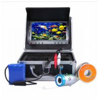 Buy cheap Custom 700 TVL Mini Ice Fish Finder Camera With HD Color Monitor , 7''color from wholesalers