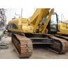China Caterpillar 330C Second Hand Excavators , Second Hand Diggers 3 Years Guarantee wholesale