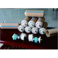 Self Lubrication Coal Mines Conveyor Return Rollers Temperature Less Than 80℃
