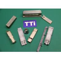 China Zinc Alloy Precision Die Casting Parts For Auto Components / Electronic Enclosures wholesale