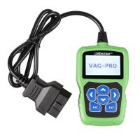 China OBDSTAR VAG PRO Auto Key Programmer for VW/Audi/Skoda/Seat No Need Pin Code with Mileage P wholesale
