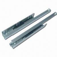 China Soft Close Drawer Slide, 3/4 Extension, Easy-fix System, Bottom Mounting and Slide-on Assembly on sale
