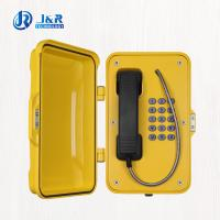China Heavy Duty IP67 Weather Resistant Telephone / Outdoor Emergency Phone wholesale