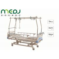 China 3 Functions Manual Hospital Bed , MJSD05-04 Therapy Orthopedic Traction Bed wholesale
