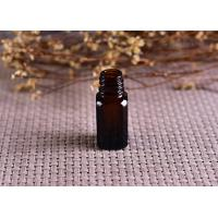 China Personal Care Glass Perfume Bottles , 10ml Glass Essential Oil Bottles For Decoration wholesale