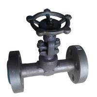 China ASME B16.34 Presure Seal Welded Gate Valve 1 Inch ASTM A182 F22 Class 2500LB wholesale