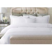 Quality Fashion Cotton Embroidered Elegant Bedding Sets Real Simple 4Pcs OEM for sale