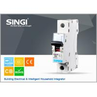 China SINGI SC65 63A one phase 400V mini circuit breaker(MCB) A grade LEG. mcb wholesale