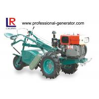 China 4 - Stroke Mini Harvester Tractor 9.7kw Diesel Power Rotary Tiller Single Cylinder wholesale